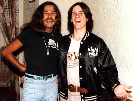 Tom &  Mike Levine_1979